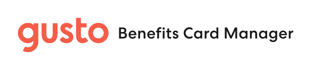 Benefits Card Manager